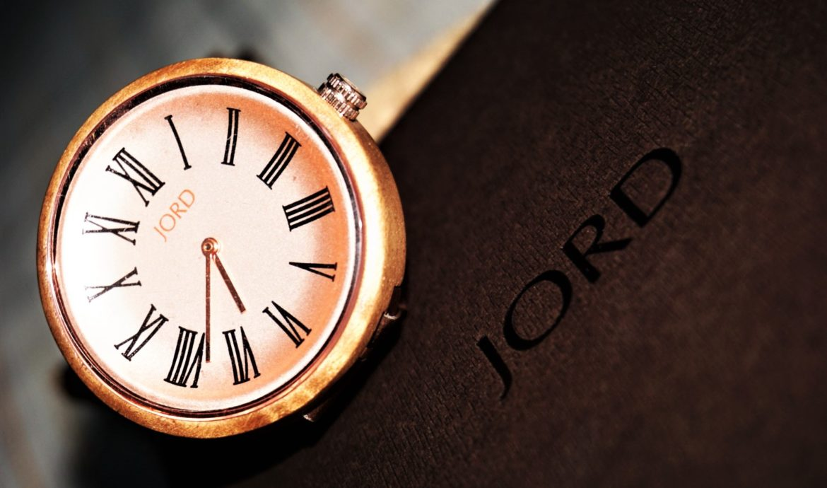 My Favorite Accessory: A Jord Watch